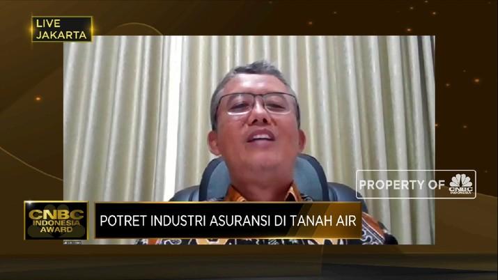 Jaga Likuiditas Asuransi, OJK Perkuat Regulasi Manajemen Risiko Investasi  (CNBC Indonesia TV)
