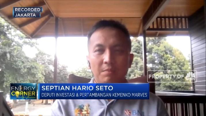Kemenko Marves: Hilirisasi Batu Bara Fokus di Methanol & DME(CNBC Indonesia TV)