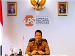 Bos LPS Buka-bukaan Kondisi Likuiditas Bank