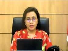 Sri Mulyani Bicara soal Upah Minimum yang Gak Naik di 2021