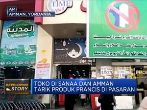 Negara-negara Arab Kompak Boikot Produk Prancis, Ada Apa?