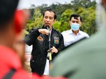Jokowi: Merger 3 Bank Syariah, Membangunkan Raksasa Tidur