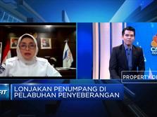Proyek Tol Sumatera Dorong Kenaikan Trafik Penyeberang Ferry
