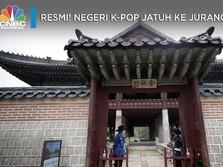 Resmi! Negeri K-pop Jatuh ke Jurang Resesi