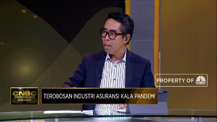 Strategi 5R, Terobosan BRI Insurance Hadapi Tekanan Pandemi(CNBC Indonesia TV)