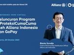 Allianz Life Kasih Proteksi Cuma-Cuma buat Pengguna Gopay