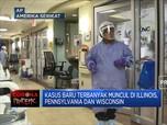 Setengah Juta Warga AS Terinfeksi Covid-19 Dalam Sepekan