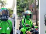 Alat Perlindungan Driver Makin Lengkap, Gojek Makin Aman