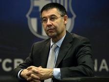 Presiden Barcelona Josep Maria Bartomeu Mundur, Ada Apa Ya?