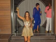 Intip Pesta Mewah Kim Kardashian di Pulau yang Banjir Kritik