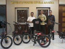 Soal Sepeda Daniel Mananta untuk Jokowi, KSP Segera Lapor KPK
