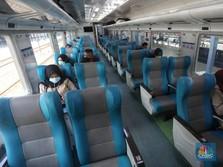 Keluar-Masuk Jakarta Wajib Antigen, Syarat Naik Kereta Juga?