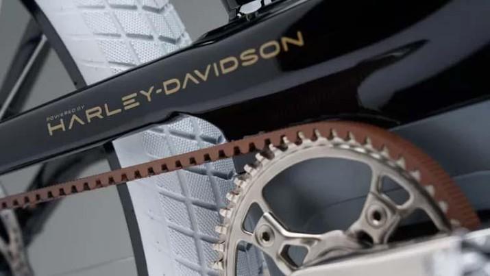 Serial 1 Cycle, sepeda listrik terbaru dari Harley-Davidson. (VIA VERGE)