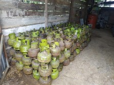 Lagi! Pertamina Tindak Tegas Pangkalan LPG Nakal