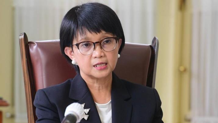 Menteri Luar Negeri Retno Marsudi (Biro Pers Sekretariat Presiden/Muchlis Jr)