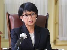 Perang Sengit AS Vs China, Menlu Retno Buka-bukaan Posisi RI