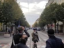 Dewan Muslim Prancis Kutuk Teror di Nice Prancis