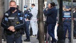 Aksi Penusukan di Prancis Tewaskan 3 Orang, Pelaku Ditangkap