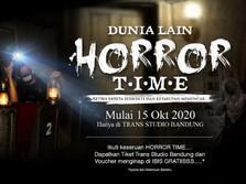 Sambut Halloween, Ada 'Dunia Lain' di Trans Studio Bandung!