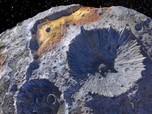 NASA Eksplorasi Harta Karun Luar Angkasa US$10 Juta Triliun