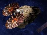 Ternyata Asteroid Bisa Ditambang, Nilainya Ribuan Triliun