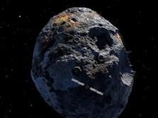NASA Temukan 'Harta Karun' Mepet Bumi, Bisa Bikin Kaya Raya!