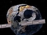 Tak Diduga! Asteroid Bisa Ditambang, Nilainya Ribuan Triliun