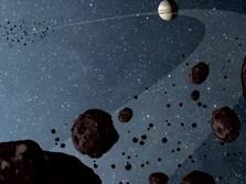 NASA Temukan Asteroid yang Bikin Penduduk Bumi Kaya Raya