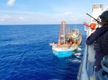 2 Kapal Vietnam Nyolong Ikan di Laut RI, Tenggelamkan Nggak?