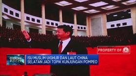 China-AS Saling Serang Lagi