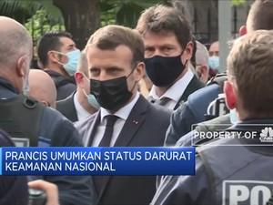 3 Orang Tewas Dalam Serangan Gereja Di Prancis