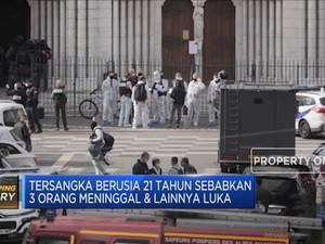Serangan Teroris Di Gereja Nice