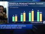 Menteri ATR Targetkan 130 Juta Bidang Tanah Terdaftar di 2025