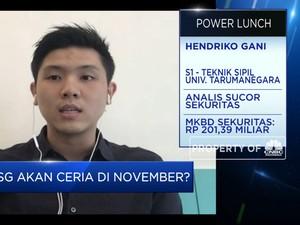 November 2020, Analis: IHSG Cenderung Akan Melemah