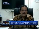 Menteri ATR: UU Ciptaker Dorong Akselerasi Reforma Agraria
