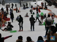 Buka 21 November, Trans Snow World Perketat Protokol Covid-19