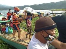 Filipina Evakuasi 200 Ribu Warga Demi Hindari Badai Goni