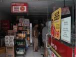Intip Potret Ruko Kota Bekasi Saat 'Diserang' Mati Lampu