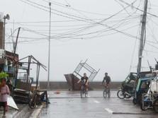 Gegara Topan 'Super' Goni, 1 Juta Orang di Filipina Mengungsi