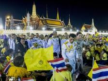 Pariwisata Hancur, Ekonomi Thailand Terburuk Sejak Krisis '97