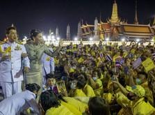 Turun Gunung Temui Massa, Ini Profil Raja Maha dari Thailand