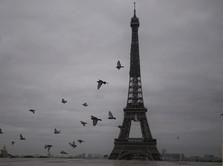 Bak Kota Mati, Pemandangan Terbaru Lockdown di Paris