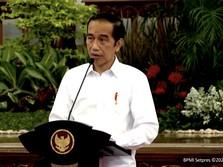 Resesi! Jokowi: Pertumbuhan Ekonomi Q3 di Kisaran Minus 3%