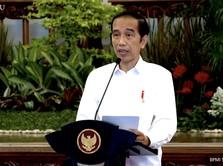 Resmi Diteken Jokowi, Ini Dia UU Cipta Kerja 1.187 Halaman!