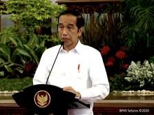 Jokowi Cari Uang Rp 1.435 T Buat Infrastruktur Hingga 2024