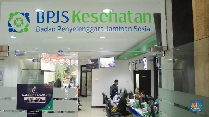 BPJS Kesehatan (CNBC Indonesia/Andrean Kristianto)