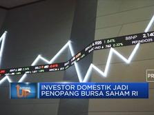 Dana Investor Asing Kabur Rp 47 T (ytd) Dari Bursa Saham RI