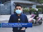 2 Titik Unjuk Rasa Di Jakarta Diperkirakan Capai 1.500 Orang