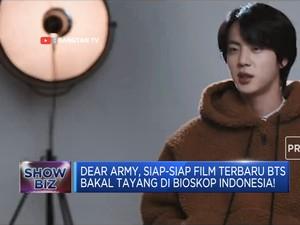 Dear ARMY, Siap-siap Film Terbaru BTS Bakal Tayang Di Bioskop