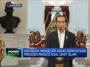 Indonesia Kecam Pernyataan Macron Soal Umat Islam
